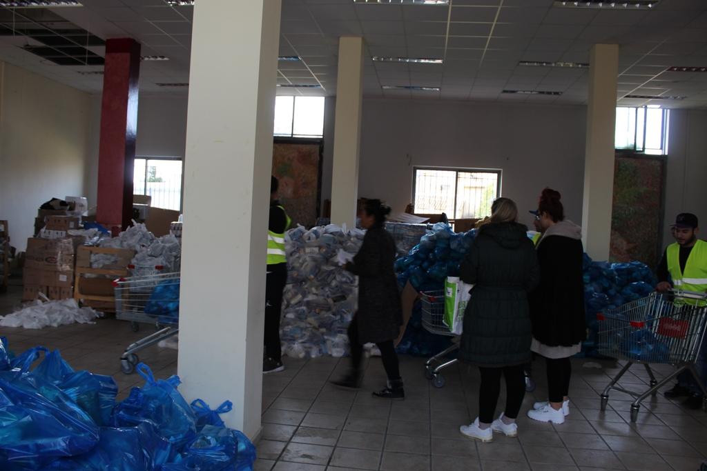 Ο Δήμος Ήλιδας μοίρασε τρόφιμα σε ωφελούμενους του προγράμματος ΚΕΑ/ΤΕΒΑ (photos)