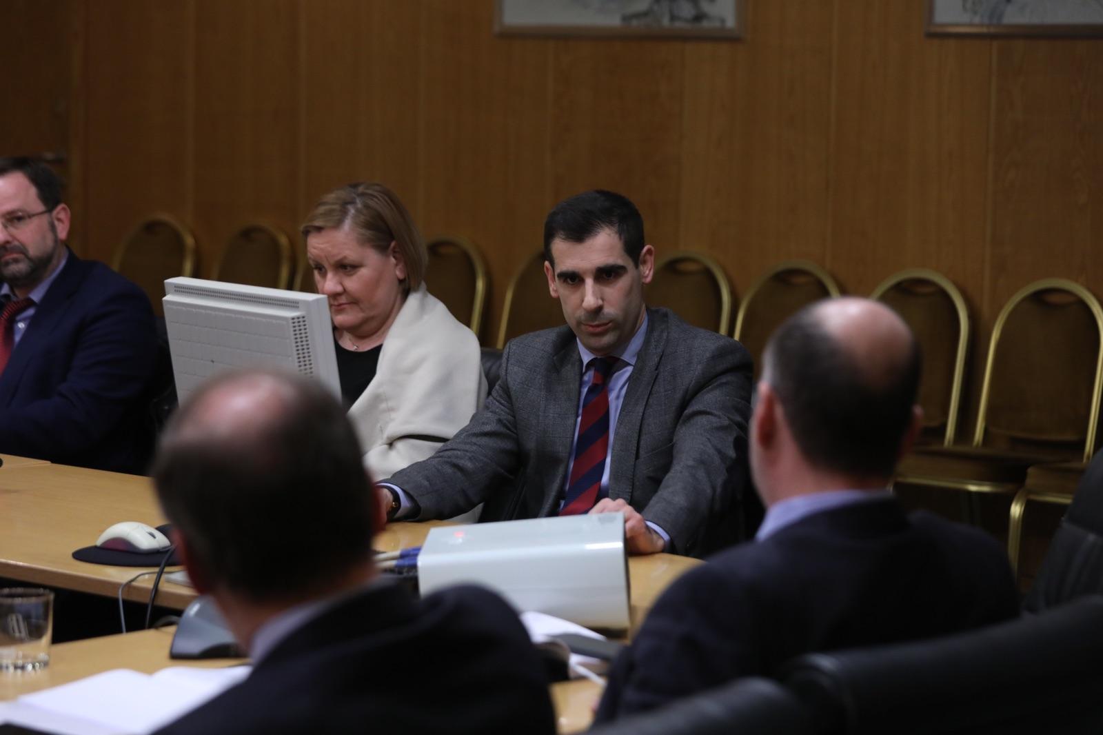 Βασίλης Γιαννόπουλος, Αντιπεριφερειάρχης ΠΕ Ηλείας για σύσκεψη για το Πάτρα-Πύργος: Αισιοδοξία για σύντομη έναρξη υλοποίησης του έργου αλλά όχι εφησυχασμός