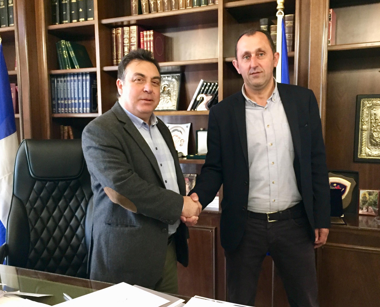 Δήμος Πύργου: Ο Στάμος Σφυρής νέος άμισθος σύμβουλος του Δημάρχου Τάκη Αντωνακόπουλου