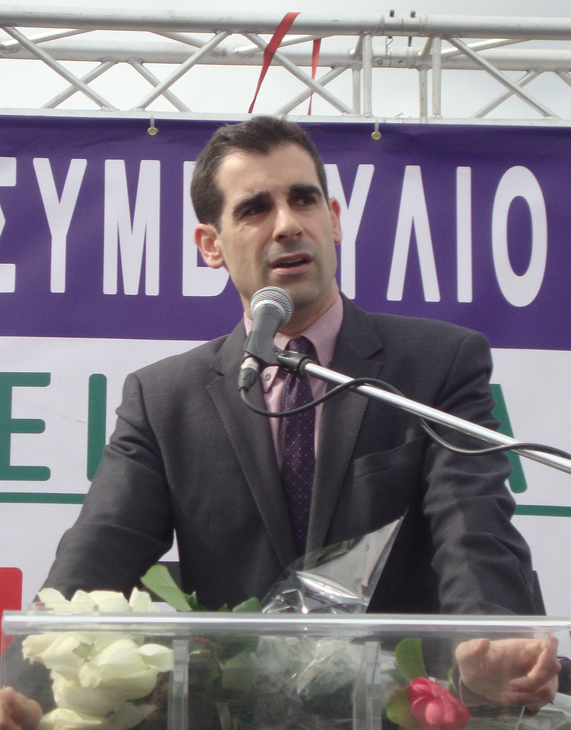 Δήλωση – Χαιρετισμός Αντιπεριφερειάρχη Π.Ε Ηλείας κ. Βασίλη Γιαννόπουλου, στην Ανοιχτή Συγκέντρωση Διαμαρτυρίας, στο Βουπράσιο, για την Ε.Ο Πατρών – Πύργου
