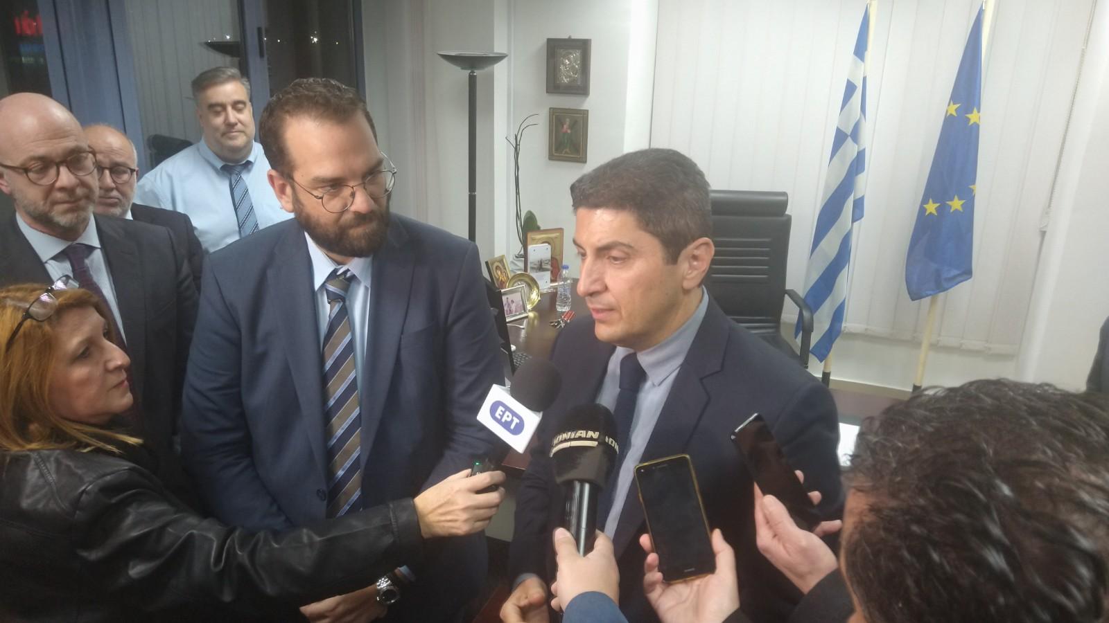 ΠΔΕ: Ανάπλαση των Αθλητικών Εγκαταστάσεων της Αγυιάς μέσα από συνεργασία του Υπουργείου Πολιτισμού και της Περιφέρειας Δυτικής Ελλάδας