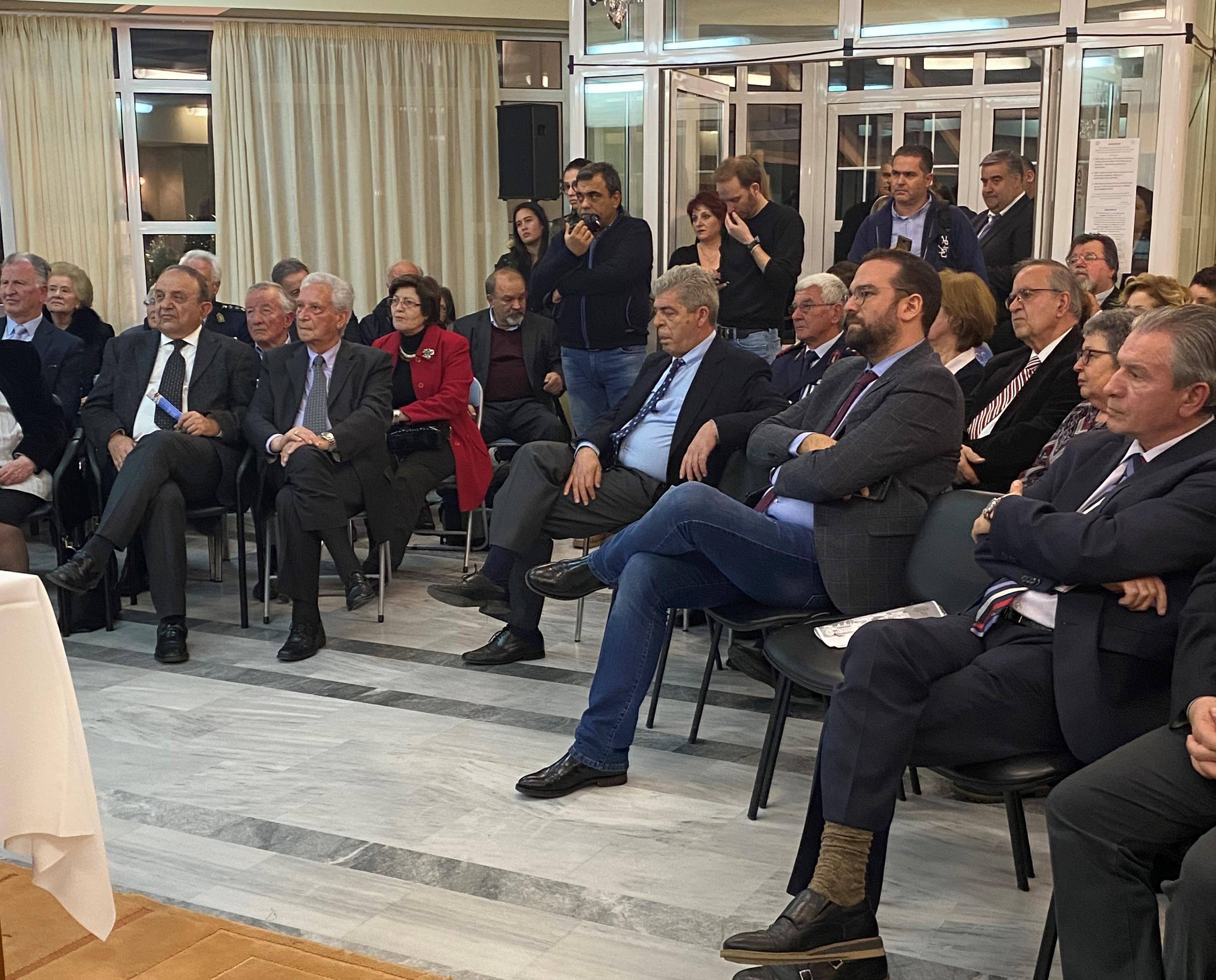 """ΠΔΕ-Ν. Φαρμάκης: «Η """"Ελπίδα"""" αποτελεί μία από τις πολύτιμες κληρονομιές που παραλάβαμε ως νέα Περιφερειακή Αρχή»"""