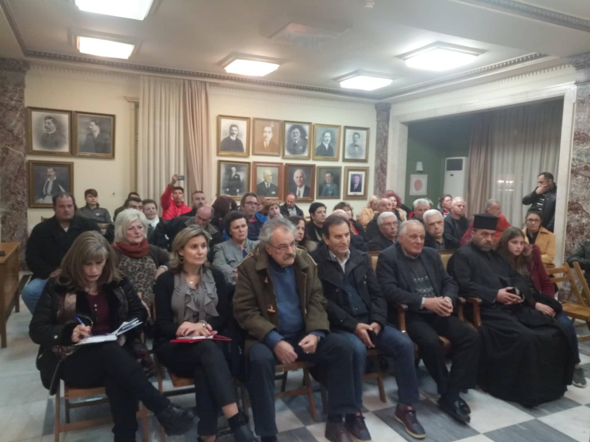 Δήμος Πύργου: Συνάντηση με εκπροσώπους πολιτιστικών οργανισμών και φορέων- Δημιουργείται πολιτιστικό μητρώο