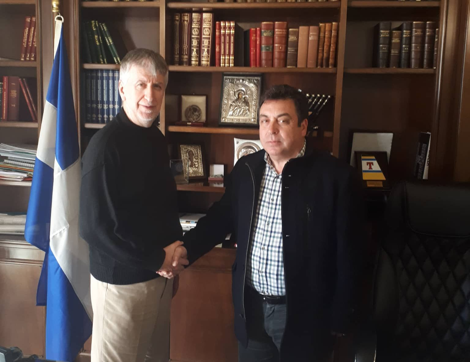 Δήμος Πύργου: Ο Δημήτρης Κορίζης του Ιωάννου ορίστηκε άμισθος Σύμβουλος του δημάρχου σε θέματα Πολιτισμού