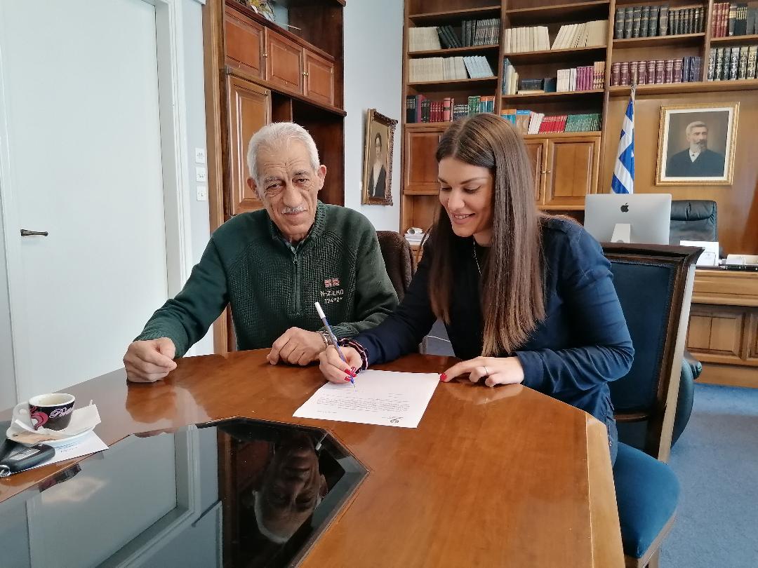 Νέα Τοπική Σύμβουλος Αμαλιάδας η Λένια Παπασπηλιωτοπούλου