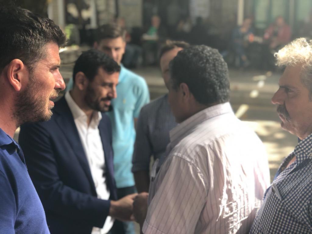 Ανδρέας Νικολακόπουλος: Επανέρχεται το επίδομα Ορεινών και Μειονεκτικών περιοχών αφορολόγητο και ακατάσχετο - Σε ποιες κοινότητες ενισχύονται και πάλι κάτοικοι της Ηλείας