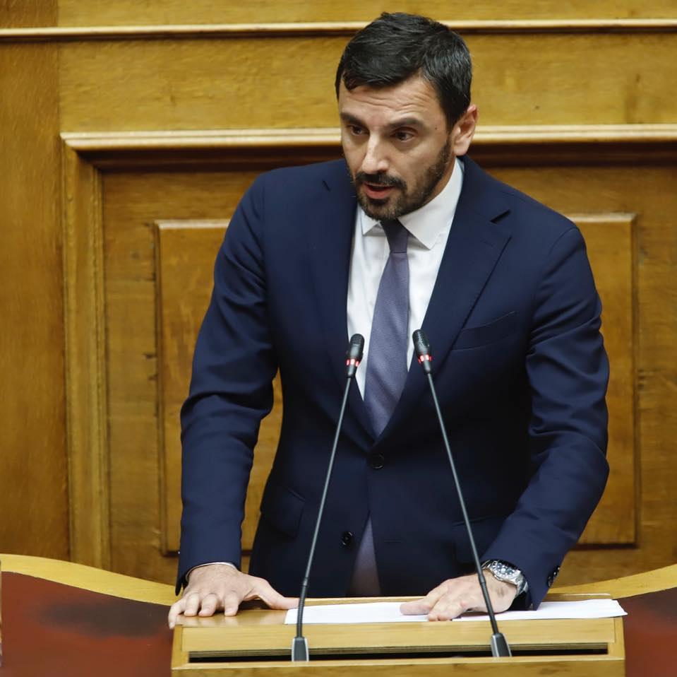 """Ανδρέας Νικολακόπουλος: """"Θα αγωνιστώ με κάθε τρόπο και σε κάθε επίπεδο για το δρόμο Πάτρα-Πύργος""""- Δεδομένη η κυβερνητική δέσμευση για το έργο"""