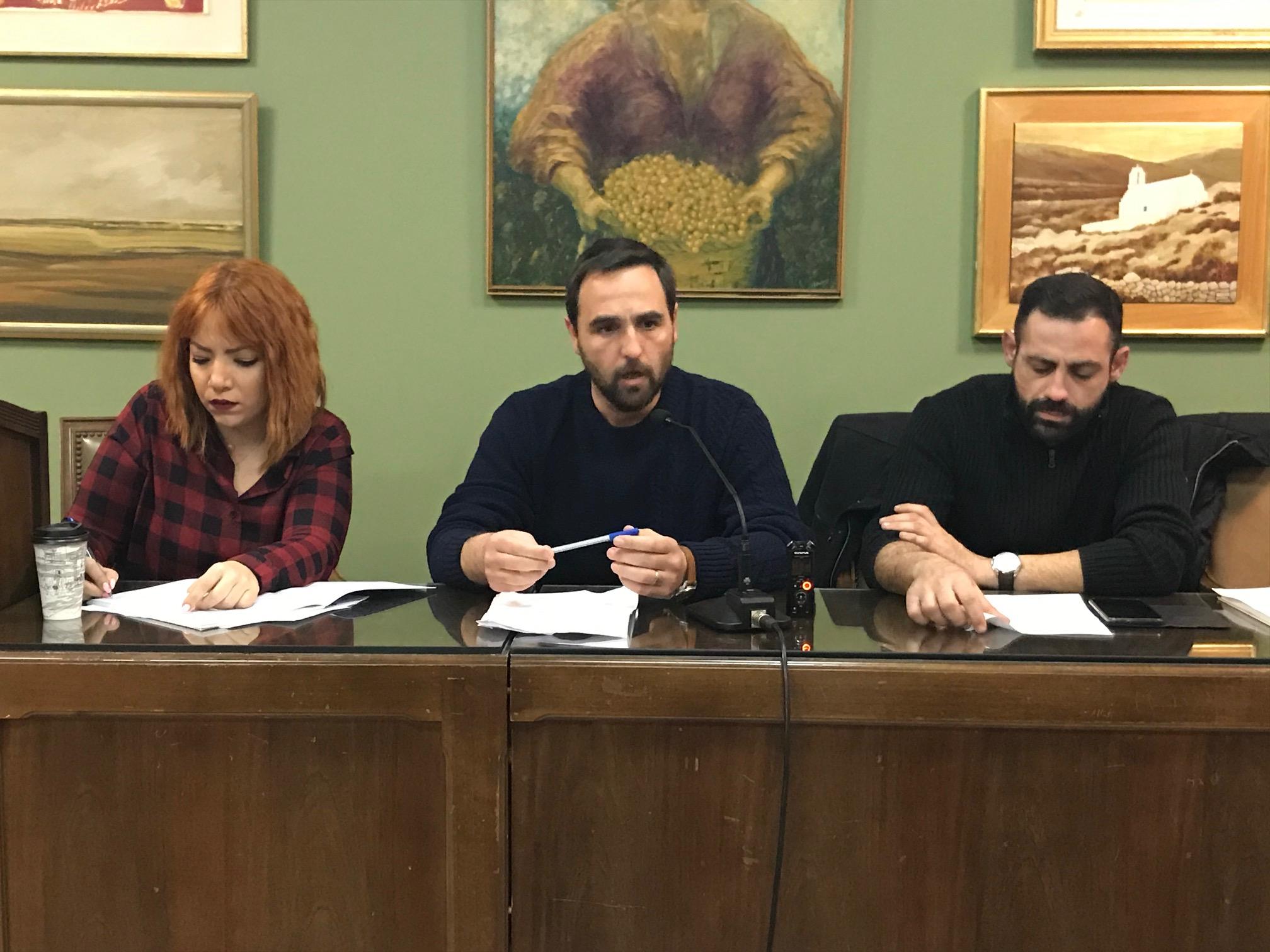 Δήμος Πύργου: Συνεδρίασε η Κοινότητα Πύργου στο Λάτσειο Μέγαρο