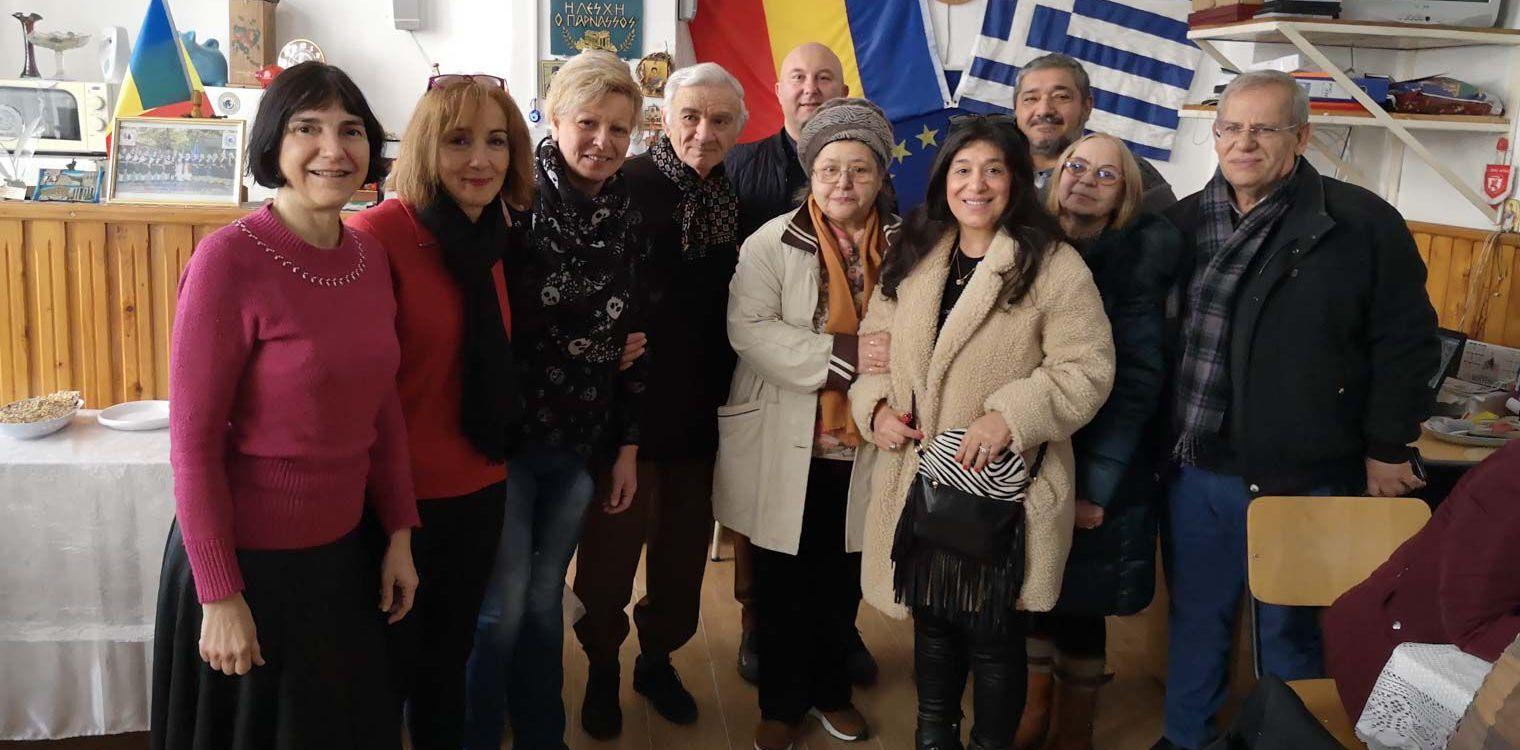 Δημοτικό Σχολείο Σκουροχωρίου: Ανακαλύπτοντας τον ελληνισμό στο Δέλτα του Δούναβη