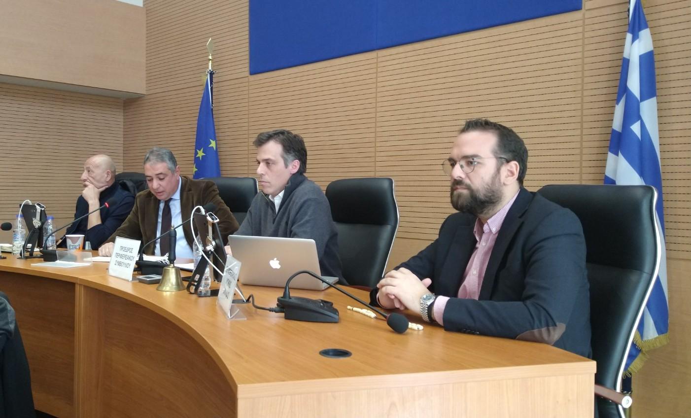 Έκτακτη σύσκεψη σήμερα στην Περιφέρεια Δυτικής Ελλάδας- Ν. Φαρμάκης: Συντονισμός, ενημέρωση και αλληλοβοήθεια για την αντιμετώπιση του νέου κορωνοϊού (photos)