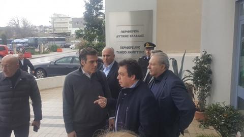 Παρούσα η Δημοτική Αρχή Πύργου, στη σύσκεψη στην Πάτρα για τον κορωνοιό, όπως πάντα στα μεγάλα και κρίσιμα ζητήματα για τους πολίτες