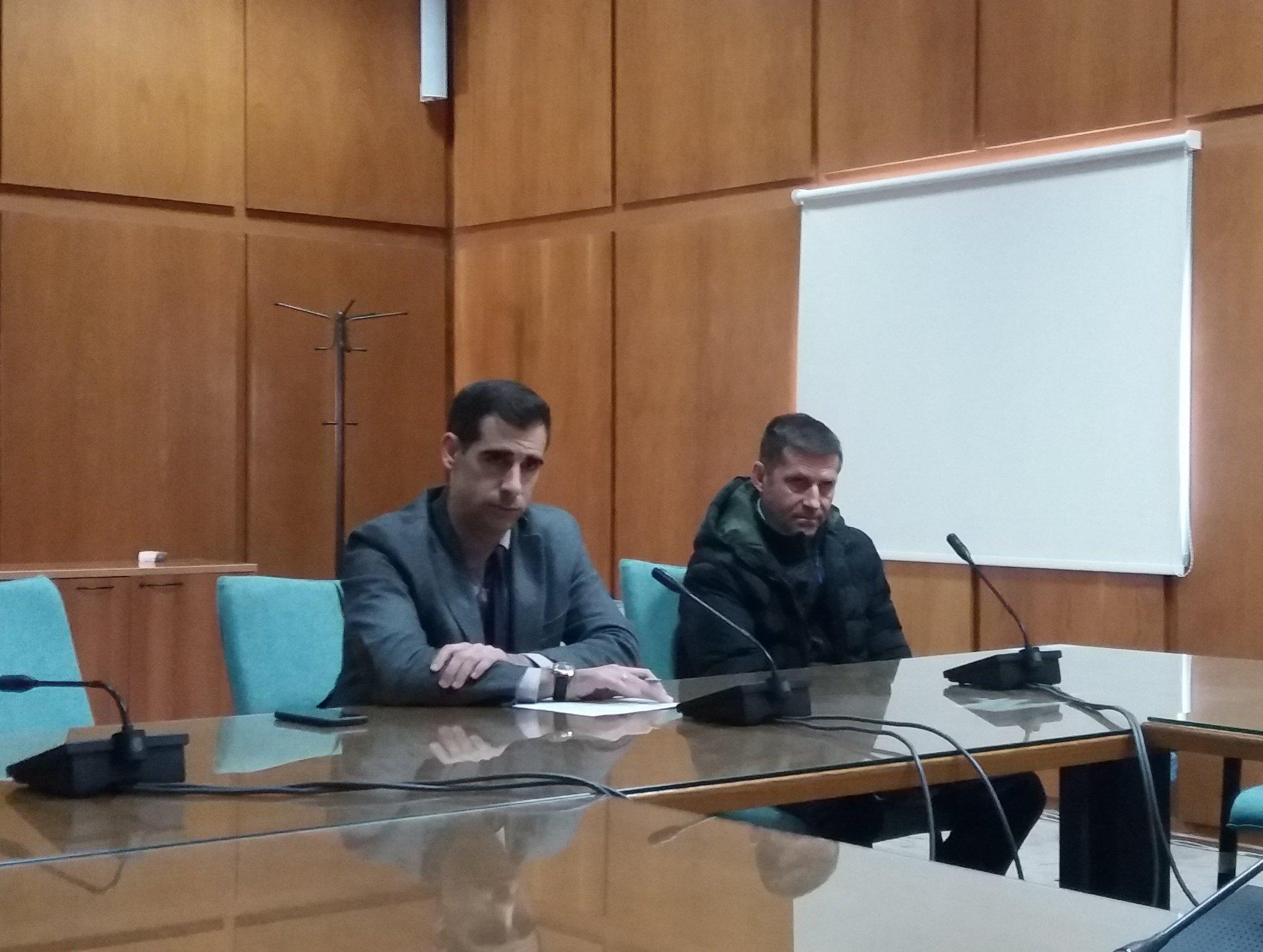 Πύργος: Υπηρεσιακή σύσκεψη Αντιπεριφερειάρχη Π.Ε. Ηλείας με Διευθυντές και Προϊσταμένους Τμημάτων για εφαρμογή των μέτρων περιορισμού μετάδοσης του κορωνοϊού