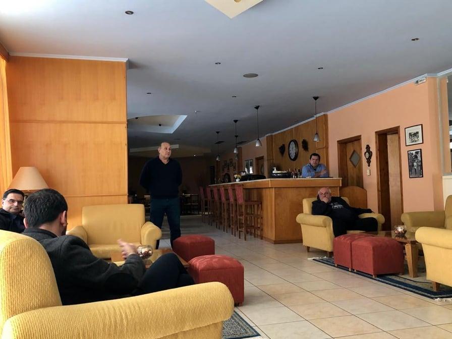 Α. Νικολακόπουλος: Συναντήσεις με εκπροσώπους των επαγγελματιών για καταγραφή και προώθηση των αιτημάτων για την Ηλεία λόγω κορωνοιού - Ζήτησε σοβαρότητα και ενότητα αυτές τις κρίσιμες ώρες (ΒΙΝΤΕΟ)