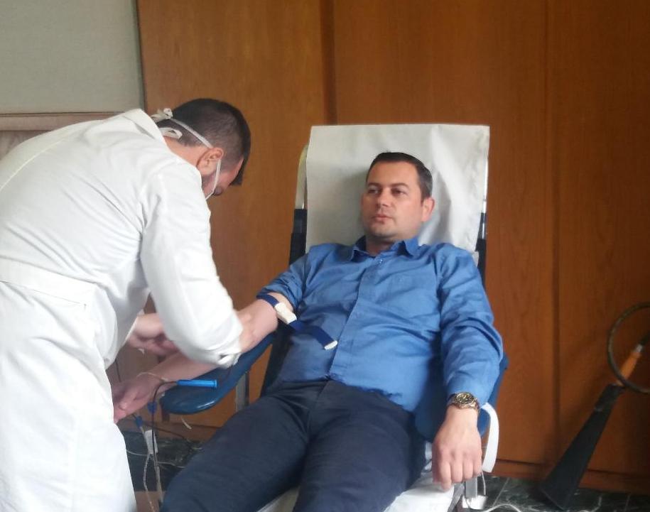 Πύργος: Άρχισε με ικανοποιητική συμμετοχή πολιτών η λειτουργία του προσωρινού τμήματος εθελοντικής αιμοδοσίας στην Π.Ε. Ηλείας (photos)