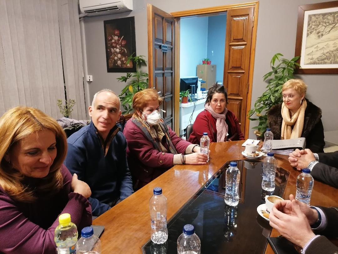 Δήμος Ήλιδας, ΕΟΔΥ, Ιατρικός Σύλλογος, Νοσοκομείο στη μάχη κατά του κορωνοϊού- Σύσκεψη το βράδυ της Δευτέρας στο Λαζαράκειο Δημοτικό Μέγαρο Αμαλιάδας