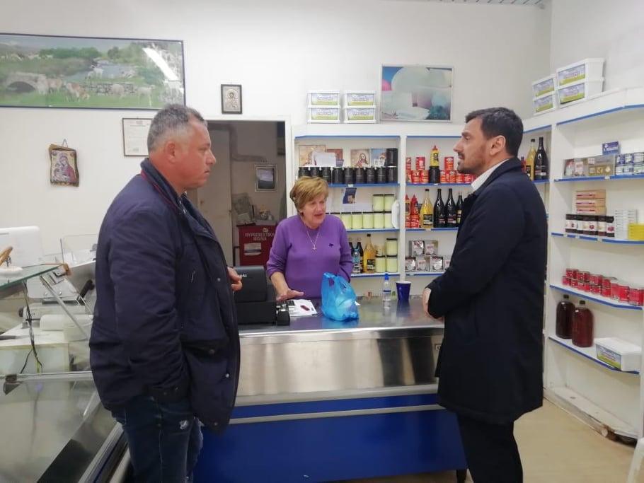 Α. Νικολακόπουλος: Ο Βουλευτής στηρίζει την αγορά της Αμαλιάδας- Δεν χρειάζονται ακρότητες με τον κορωνοιό. Απαιτείται σύνεση και ψυχραιμία (photos)