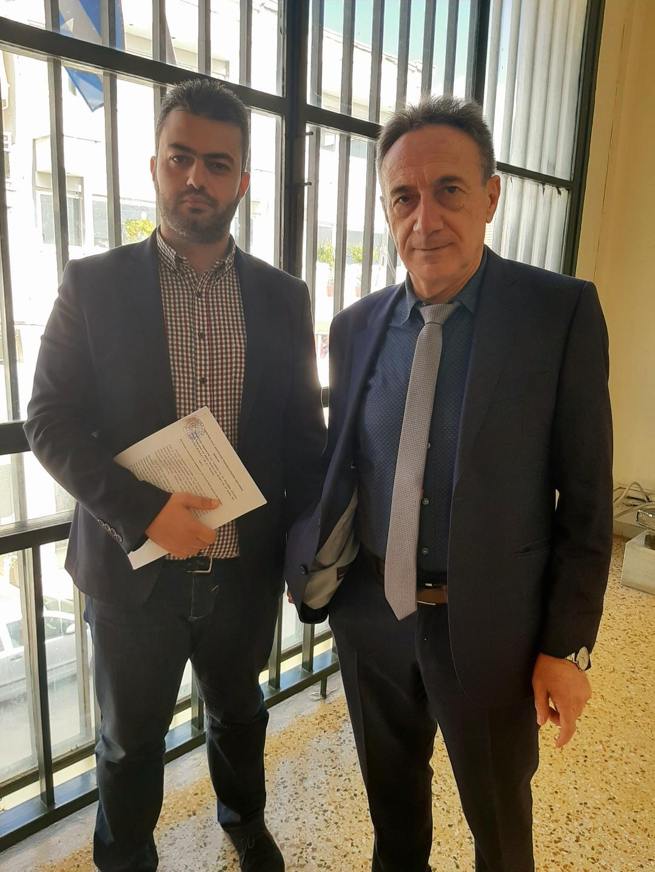 Αμαλιάδα: Μήνυση Διαμαντή Καρασούλα κατά παντός υπευθύνου για τοv fake λογαριασμό και το σχόλιο στο ίντερνετ - Δήλωση (photo)