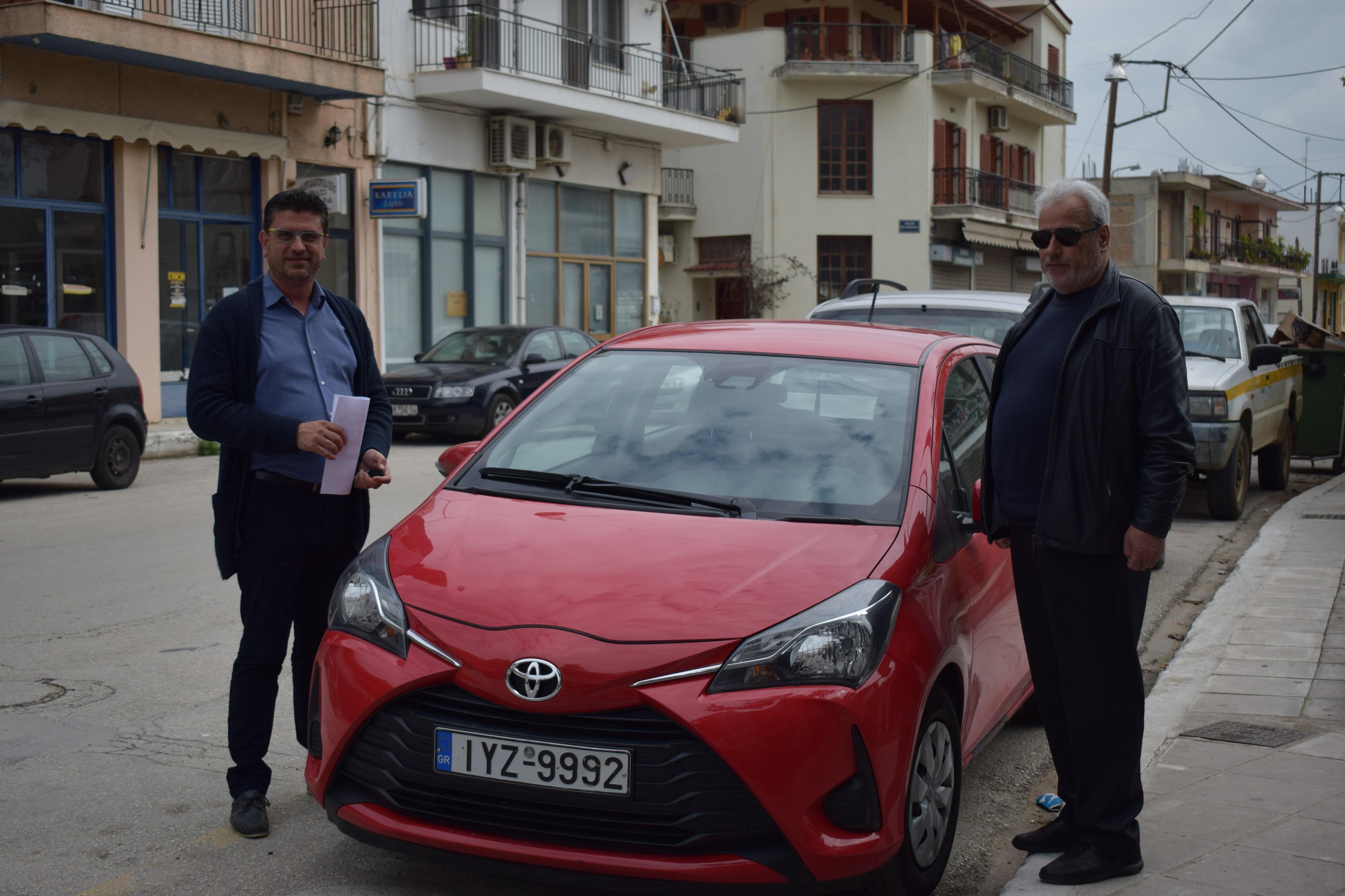Δήμος Ανδραβίδας-Κυλλήνης: Παραλαβή δυο οχημάτων ύστερα από πρωτοβουλία της ΚΕΔΕ για την ενίσχυση της «Βοήθειας στο σπίτι» (photos)
