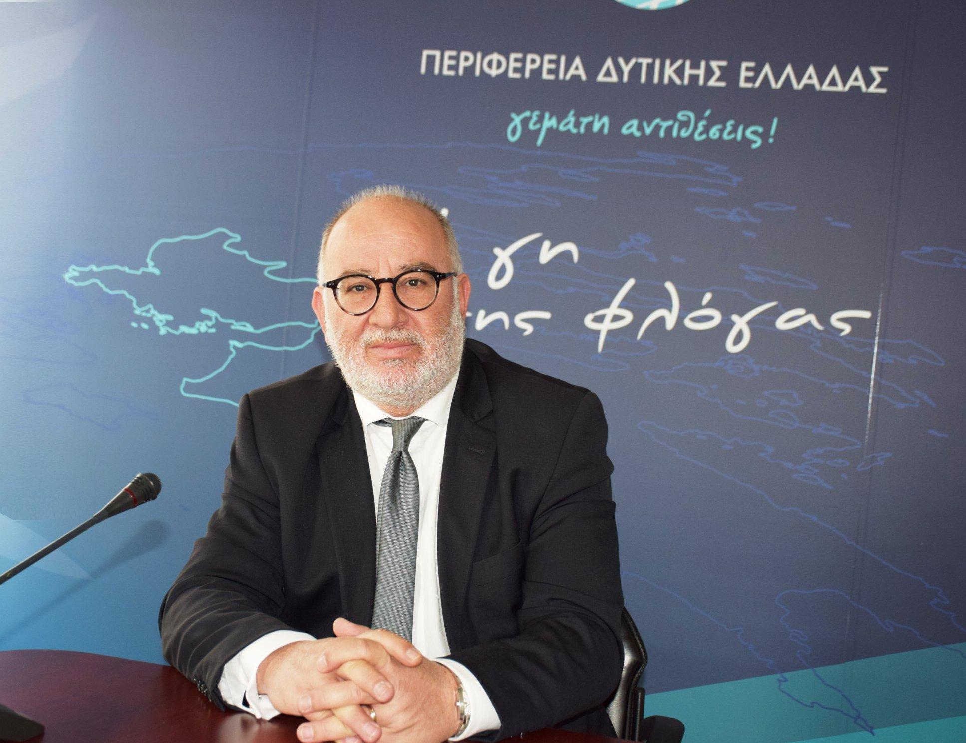 Περιφέρεια Δυτικής Ελλάδας: Δημοπρατείται στις 7 Μαΐου ο οδικός άξονας Άγιος Ιωάννης – Κατάκολο
