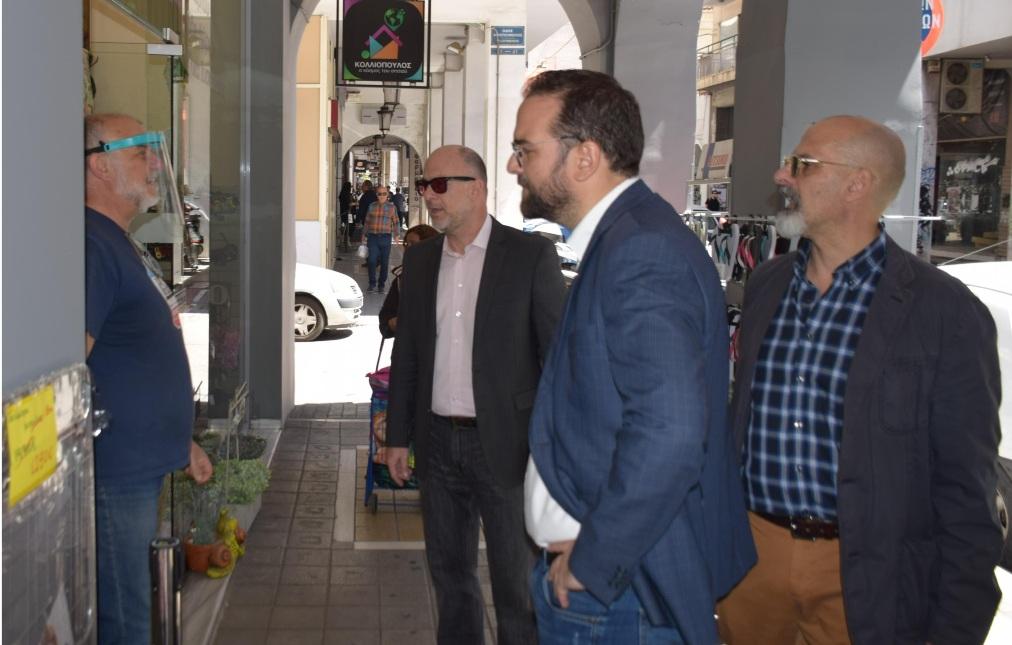 ΠΔΕ: Ν. Φαρμάκης: «Η Δυτική Ελλάδα θα νικήσει την υγειονομική αλλά και την οικονομική κρίση (photos)