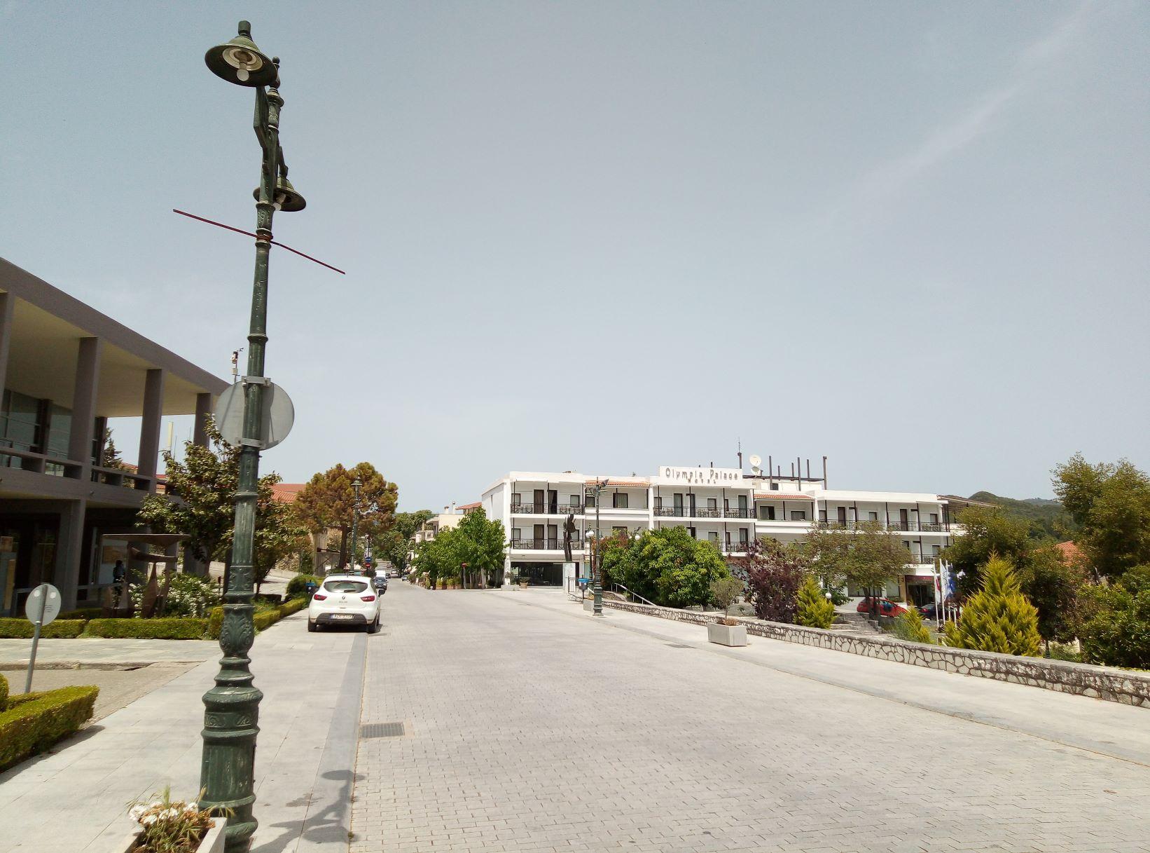Δήμος Αρχαίας Ολυμπίας: «Έξυπνος» τηλεδιαχειριζόμενος φωτισμός στο Δήμο- Πάνω από 70% εξοικονόμηση ενέργειας (photos)