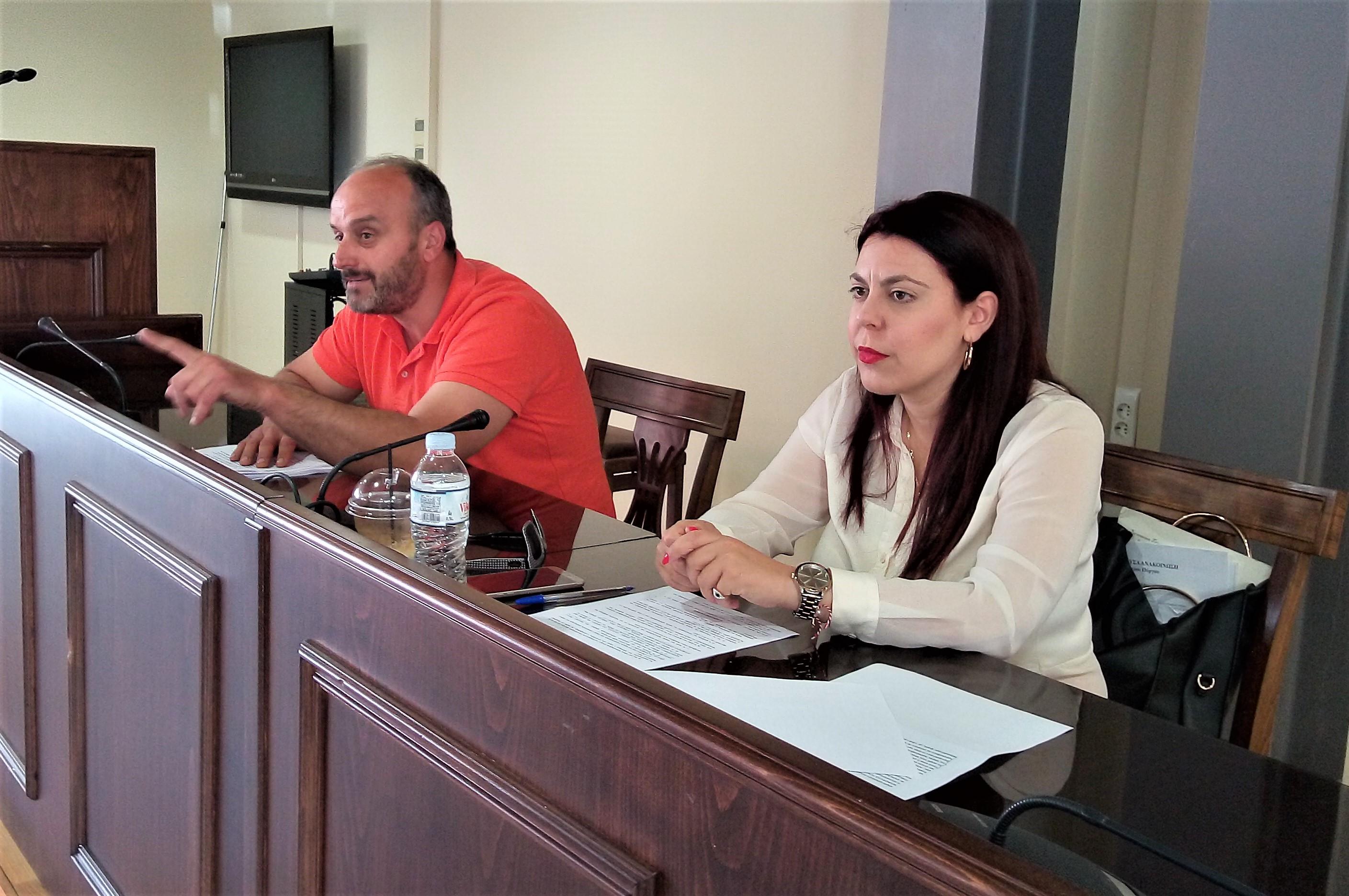 Δήμος Αρχ. Ολυμπίας: Συνάντηση για την πάγια προκαταβολή (photos)