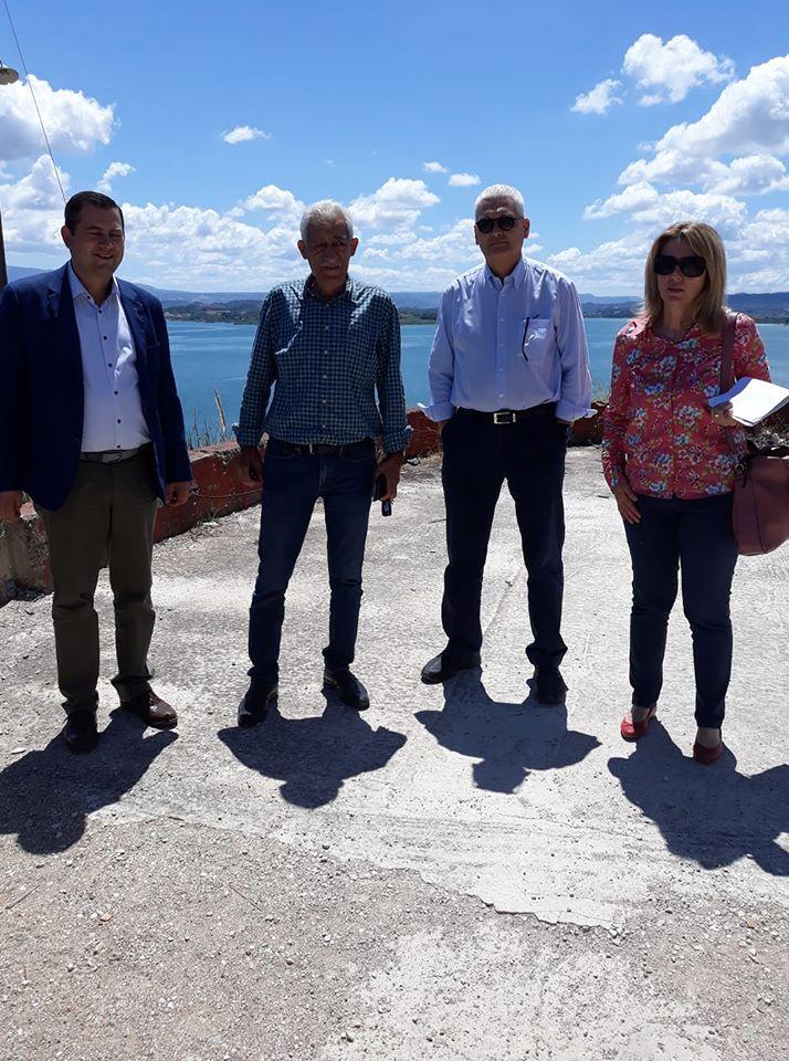 Δήμος Ηλιδας: Ξεκινά η ανάπλαση στο Φράγμα του Πηνειού- Εντός του 2021 παραδίδεται το ανακαινισμένο τουριστικό περίπτερο, μαζί με τα υπόλοιπα έργα- Αυτοψία Λυμπέρη με Ζαίμη και Βασιλόπουλο από την ΠΔΕ (photos)