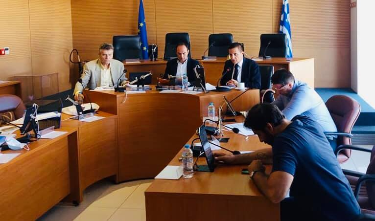 ΠΔΕ: Στην Πάτρα ο Γ.Γ. του Υπουργείου Περιβάλλοντος για το επικαιροποιημένο Σχέδιο Διαχείρισης Λυμάτων