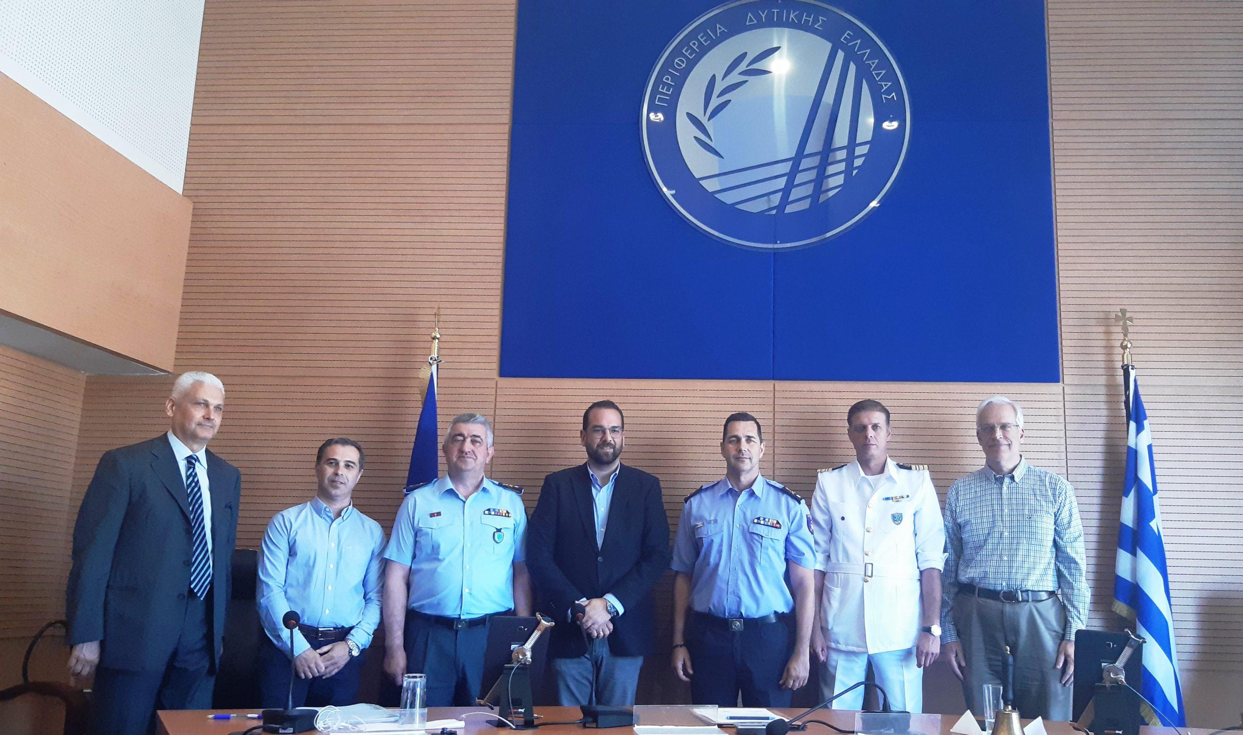 ΠΔΕ: Επιχειρησιακός κόμβος Πολιτικής Προστασίας το αεροδρόμιο του Επιταλίου - Drones και άλλος σύγχρονος εξοπλισμός στα Σώματα Ασφαλείας από την Περιφέρεια Δυτικής Ελλάδας