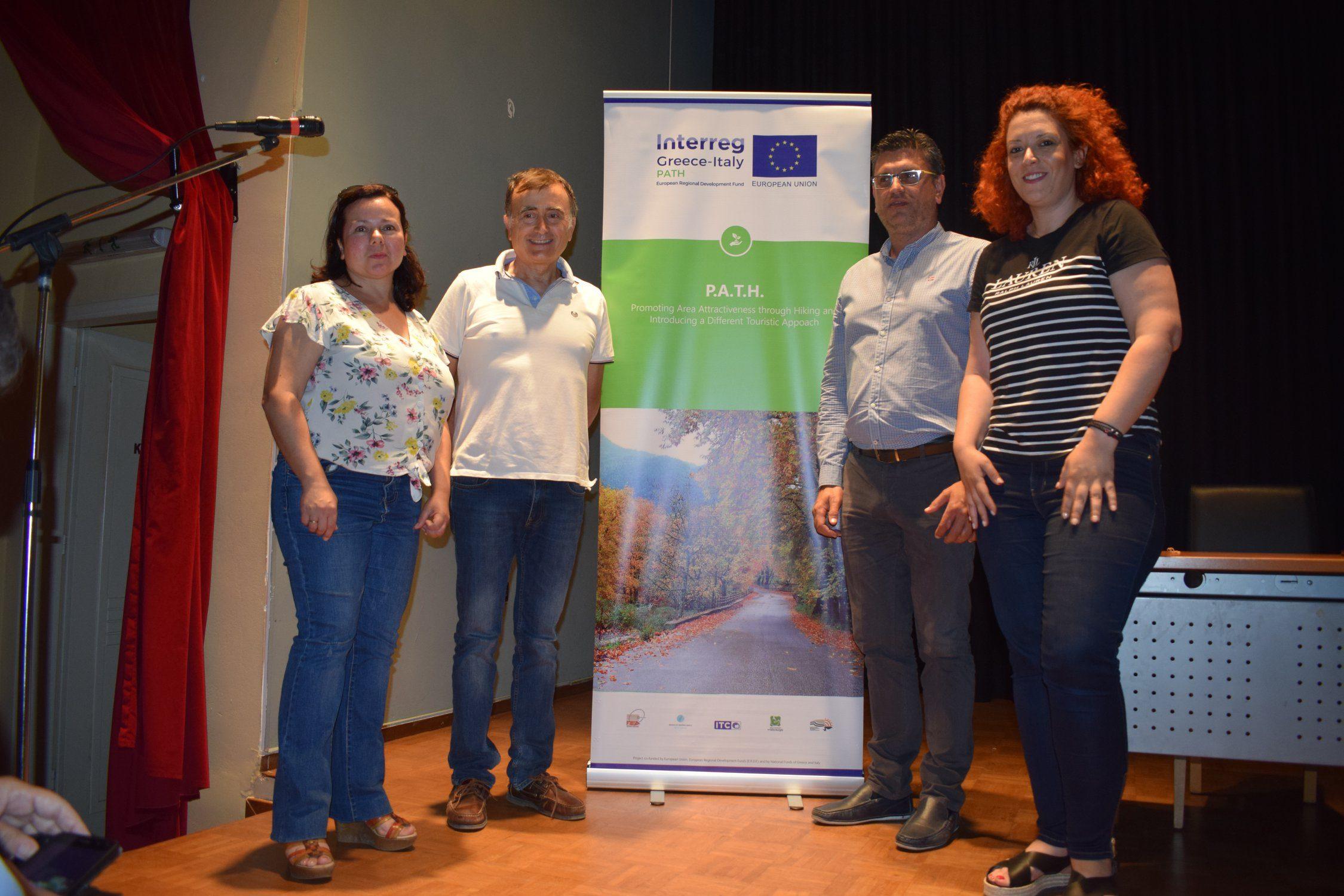 Δήμος Ανδραβίδας-Κυλλήνης: Τουριστική Ανάπτυξη και Προβολή μέσω της δημιουργίας Θεματικών Διαδρομών (photos)
