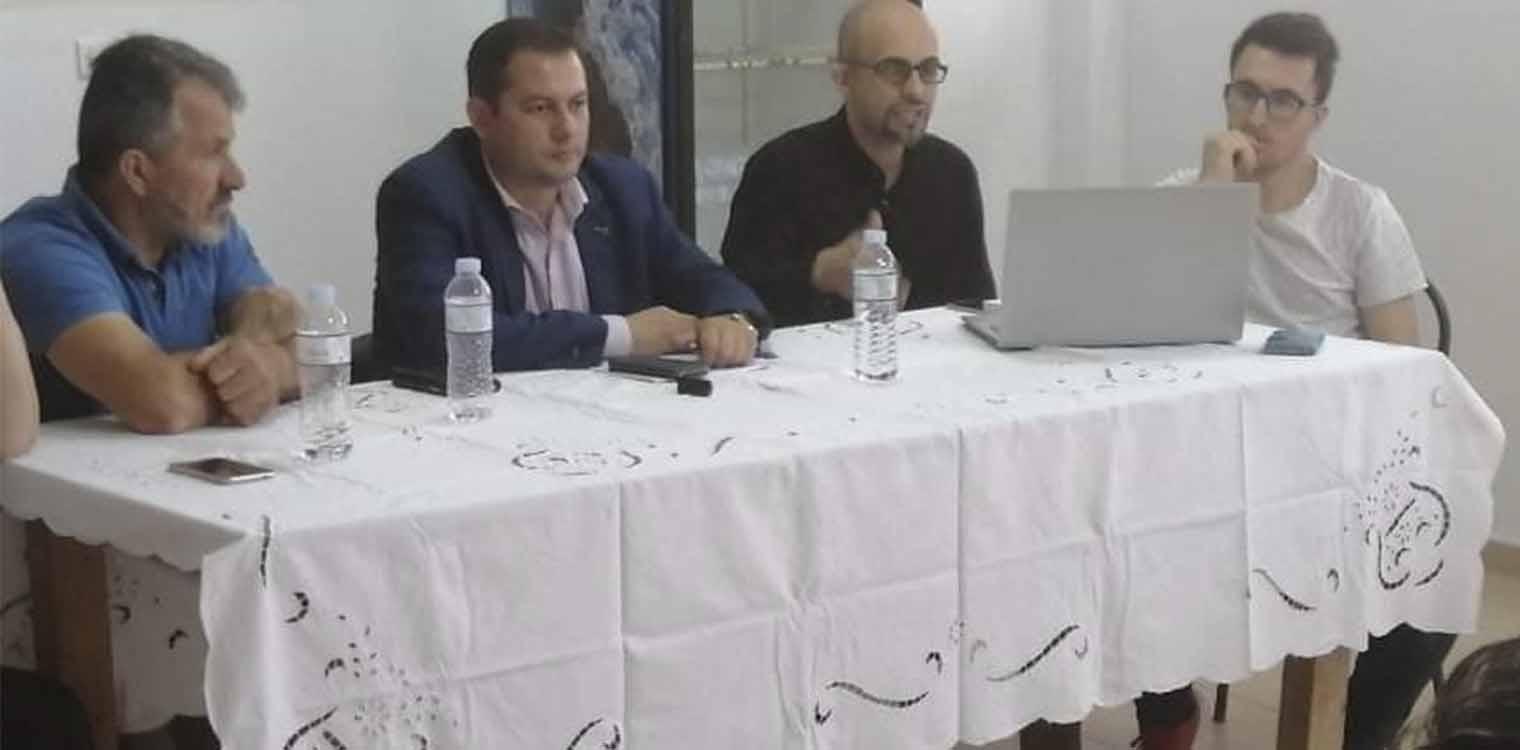 Θ. Βασιλόπουλος: Στα σκαριά Ομάδα Παραγωγών στην Πλατιάνα και δράσεις αγροδιατροφής (photos)