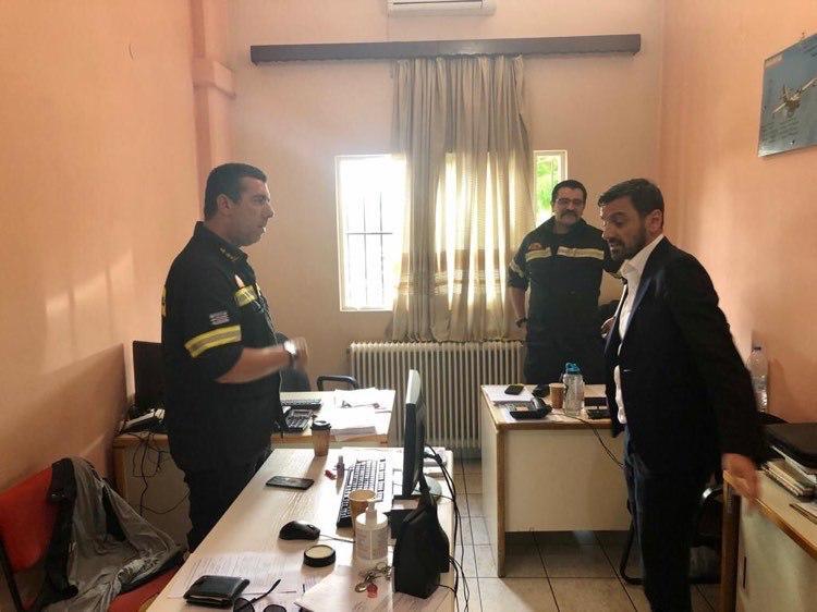Ανδρέας Νικολακόπουλος: Ουσιαστική και μεγαλύτερη ενίσχυση της Π.Υ. στην Ηλεία