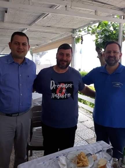 Νίκος Κοροβέσης: Από τις «Μουριές» χαλαρές συναντήσεις για την Ηλεία! (photos)