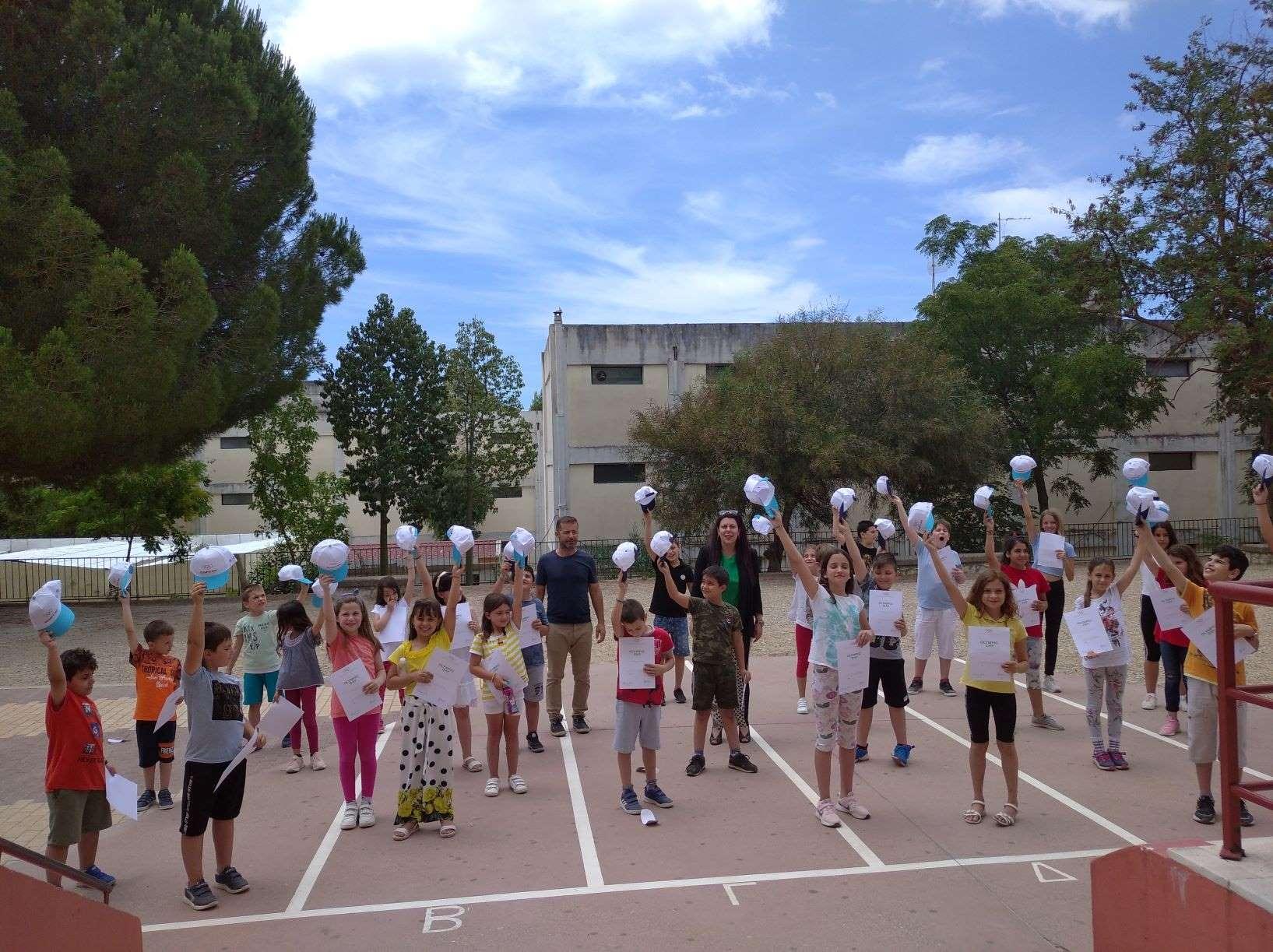 Εορτασμός Ολυμπιακής Ημέρας στον Δήμο Αρχαίας Ολυμπίας (photos)