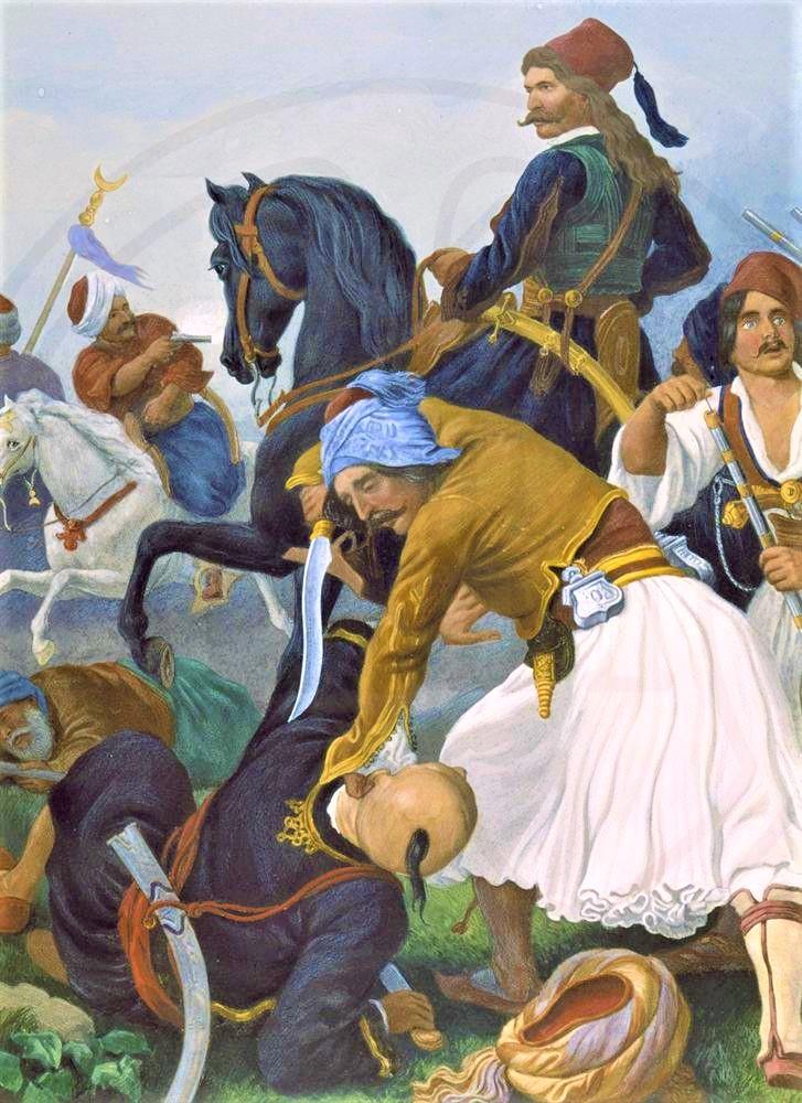 Δήμος Αρχ. Ολυμπίας: Εορτασμός 199ης επετείου της μάχης στο Πούσι την Κυριακή 28 Ιουνίου στην ιστορική τοποθεσία «Πούσι» Τ.Κ. Αχλαδινής
