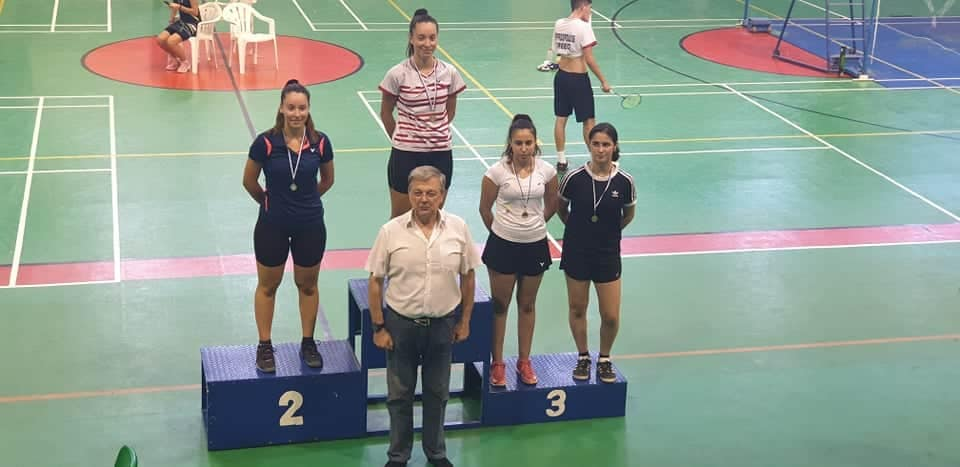 """Φιλαθλητικός Πύργου: """"Χρυσές"""" οι αδερφές Βλαχαντώνη Παυλίνα και Αντωνία -5 μετάλλια συνολικά οι αθλήτριες και αθλητές της ομάδας στο Πανελλήνιο Πρωτάθλημα Μπαντμιντον U-17 και ανδρών- γυναικών στο Σιδηρόκαστρο (photos)"""