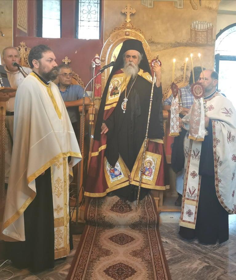 Η Θεραπεύτρια των Οφθαλμών ψυχής και σώματος Αγία Παρασκευή, εορτάστηκε στον Πύργο (photos)