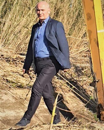 """Τάσος Αλτάνης, Πρόεδρος ΓΟΕΒ Πηνειού- Αλφειού: """"Ευελιξία με τετραήμερο πρόγραμμα άρδευσης και καθαρισμό σημείων της διώρυγας…"""""""