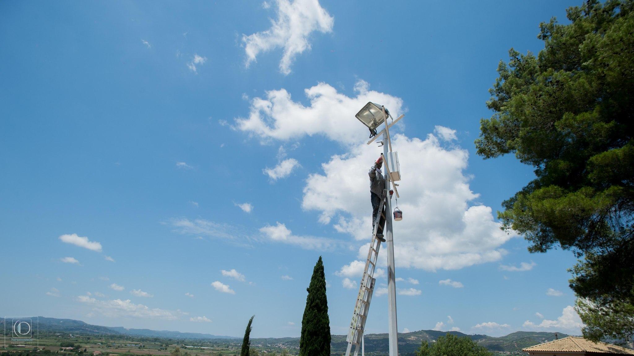 Έργα συντήρησης από τον Δήμο Αρχαίας Ολυμπίας: Έτοιμο το θέατρο Φλόκα για το Διεθνές Φεστιβάλ Τεχνών (photos)