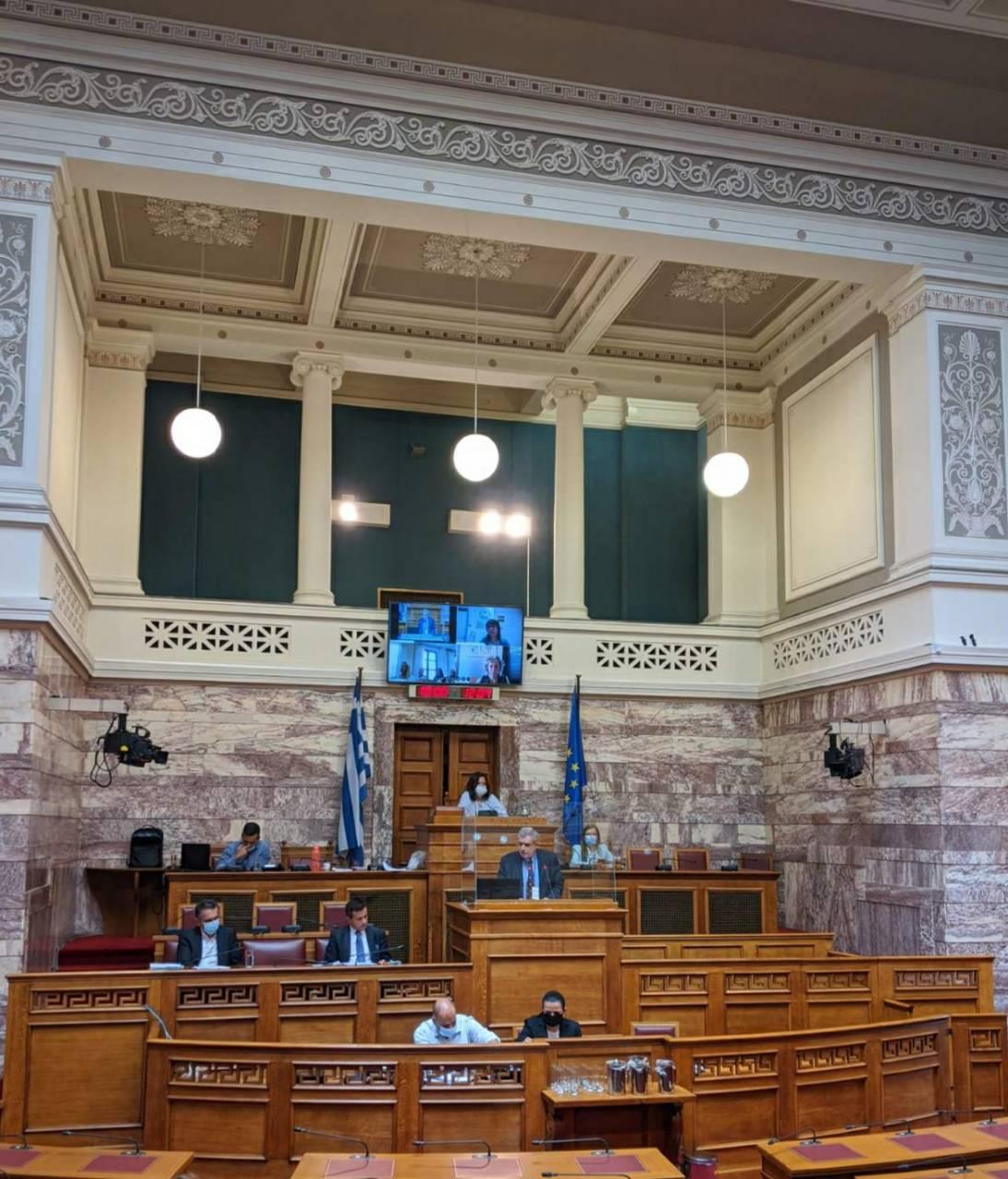 Δήλωση Αυγερινοπούλου για αποκατάσταση λίμνης Μουριάς Πύργου