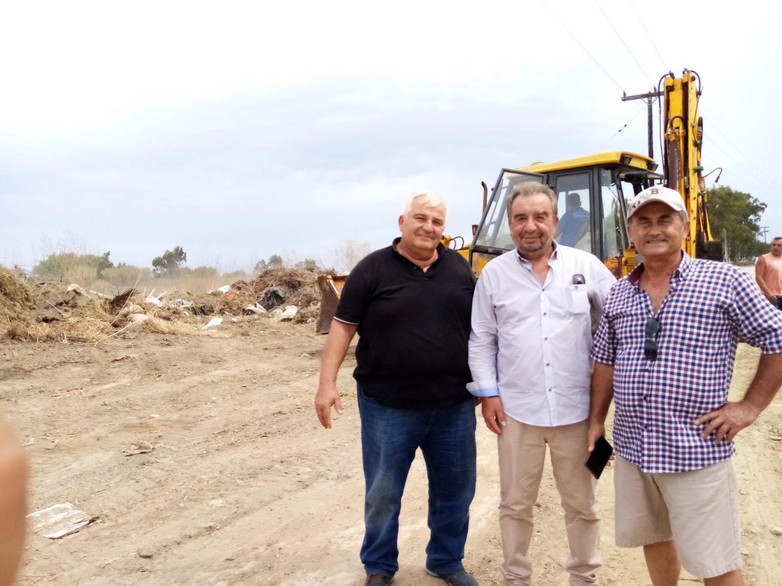 Συνεργασία Δήμου Ανδραβίδας-Κυλλήνης και ΤΟΕΒ Μυρτουντίων: Όλα έτοιμα για τον εορτασμό της Μεταμόρφωσης του Σωτήρος στη Μυρσίνη (photos)