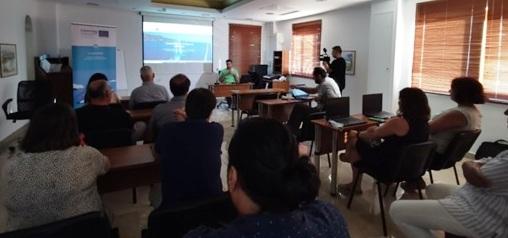 ΠΔΕ: Ημερίδα Ενημέρωσης για το Ευρωπαϊκό Έργο CI-NOVATEC στην Αρχαία Ολυμπία & Εκπαίδευση των μελών των Τοπικών Συνεργειών Τουρισμού και των μελών των φορέων χάραξης πολιτικής
