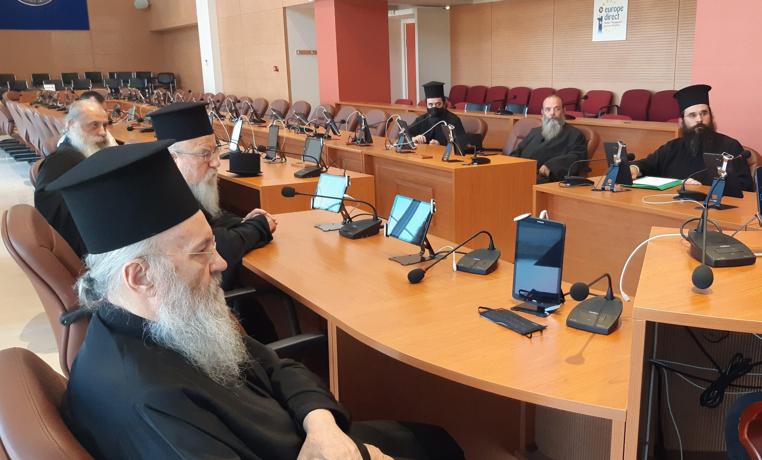 ΠΔΕ: Σταθερή συνεργασία με τις Μητροπόλεις εγκαινιάζει η Περιφέρεια Δυτικής Ελλάδας για την προστασία και ανάδειξη των εκκλησιαστικών μνημείων