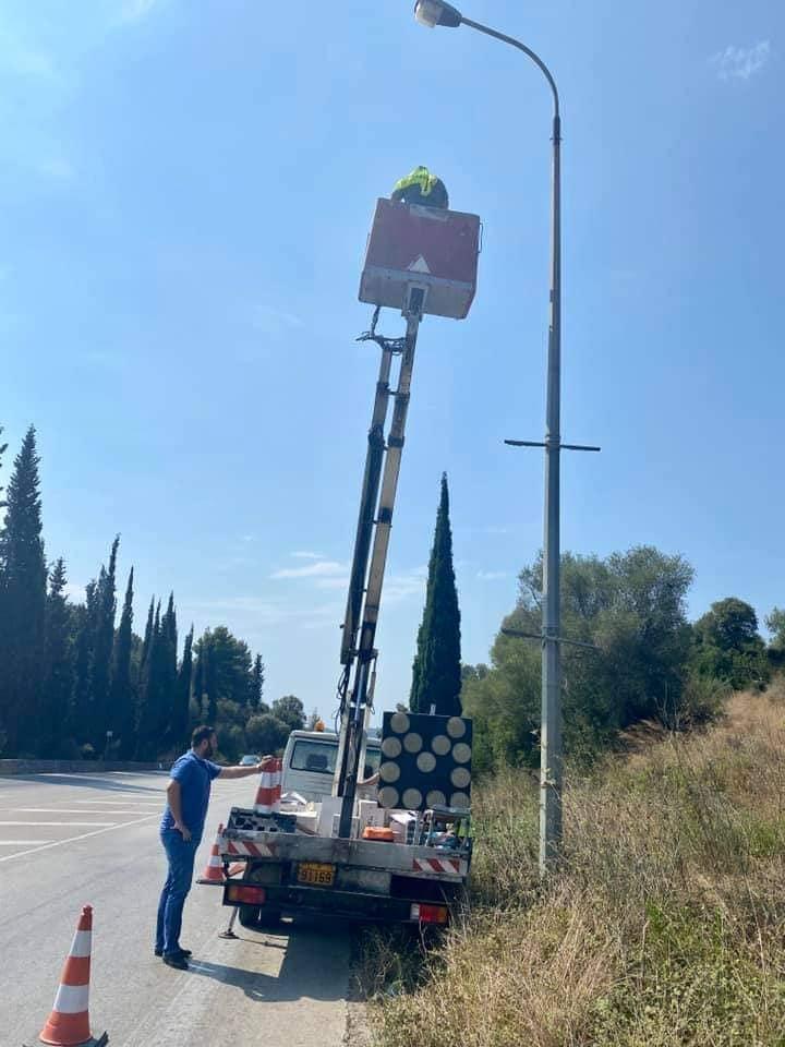 Νίκος Κοροβέσης: «Τρέχουμε» τα έργα στην Ηλεία, βελτιώνουμε την καθημερινότητα