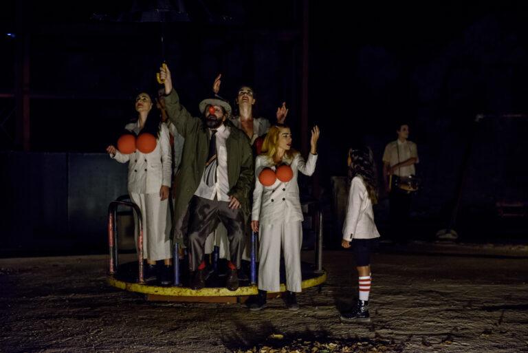 Διεθνές Φεστιβάλ Τεχνών Αρχ. Ολυμπίας: «Βάκχες» του Ευριπίδη την Τρίτη 18/08 στο θέατρο Φλόκα