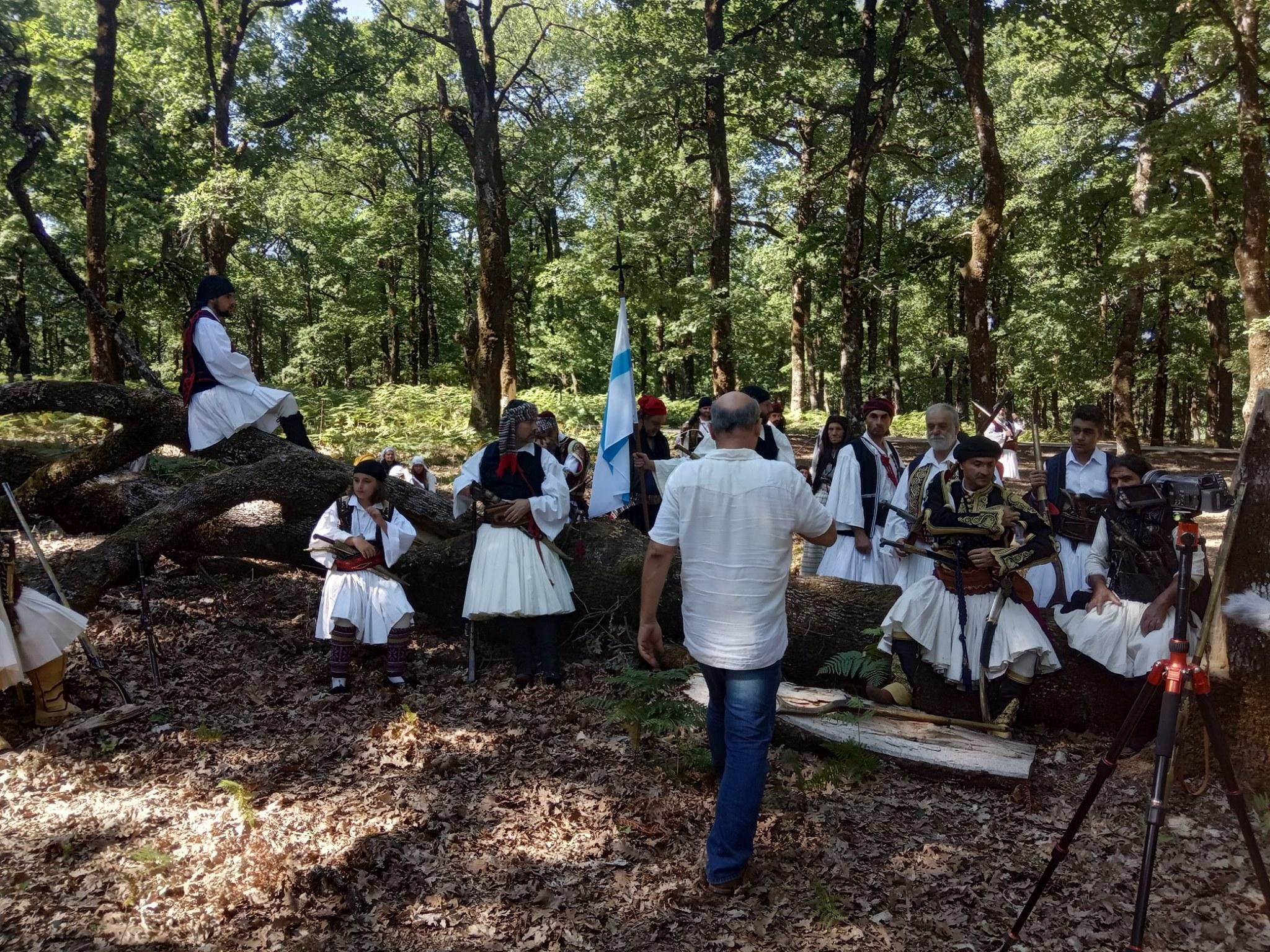 """Σύλλογος Φίλων Ιστορίας """"Χαράλαμπος Βιλαέτης"""": H Μάχη του Λάλα «ζωντανεύει» σε ταινία – ντοκιμαντέρ (photos)"""