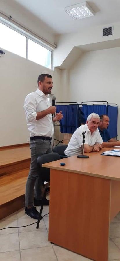 Ανδρέας Νικολακόπουλος: Πιο κοντά στη διαδικασία αποζημιώσεων για το καρπούζι