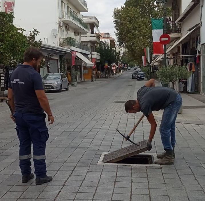 Δήμος Αρχαίας Ολυμπίας: Σε ετοιμότητα οι αρμόδιες υπηρεσίες για τον Ιανό- Οδηγίες προστασίας προς τους πολίτες (photos)