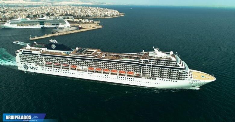 Κατάκολο: Έρχεται μέσα στον επόμενο μήνα το πρώτο κρουαζιερόπλοιο με επιβάτες, το MSC MAGNIFICA, που θα δέσει στο λιμάνι την μετά κορωνοιού εποχή- Με 7 αφίξεις συνολικά στο Κατάκολο μέσα στο τρέχον έτος