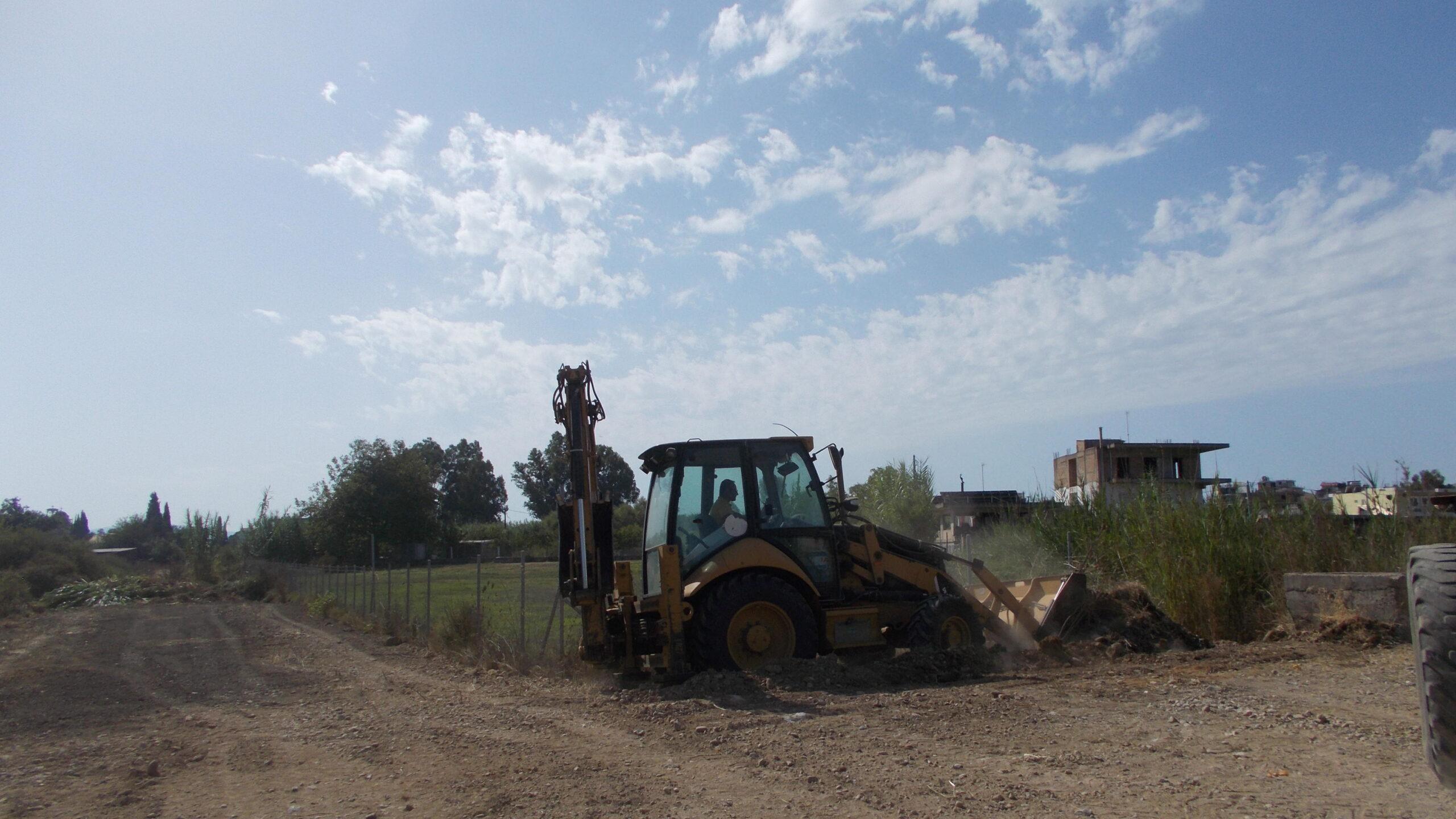 Επιτροπή ιδιοκτητών, καταστηματαρχών και κατοίκων Κούβελου Πύργου: Ξεκίνησε επιτέλους η εφαρμογή Σχεδίου Πόλεως στον Κούβελο και γενικότερα στον Πύργο (photos)
